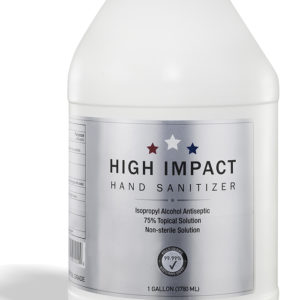 FDA registered hand sanitizer